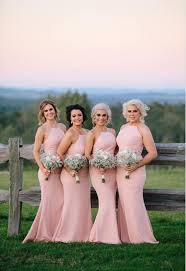 soft pink bridesmaid dresses best 25 light pink bridesmaid dresses ideas on pink