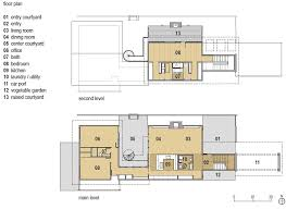 center courtyard house plans gallery of midvale courtyard house bruns architecture 12