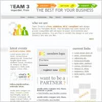 3 column templates free website templates for free download about