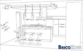 hauteur bar cuisine hauteur d un bar de cuisine