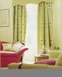 White Curtains With Green Leaves by 53 Living Rooms With Curtains And Drapes Eclectic Variety