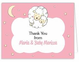 sles of thank you notes thank you letter for baby shower hostess image bathroom 2017