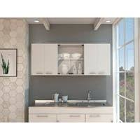 wall hung kitchen cabinets buy wall mounted kitchen cabinets at overstock our