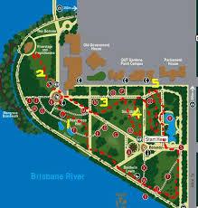 Botanic Gardens Brisbane City City Botanic Gardens Run Trail Running Association Of