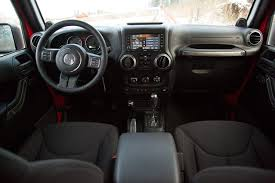 Jeep Wrangler Waterproof Interior 2015 Jeep Wrangler Unlimited Review Digital Trends