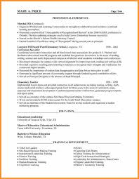 Resume For Assistant Principal 8 Principal Resume Cook Resume