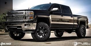 Off Road Tires 20 Inch Rims Chevrolet Silverado 1500 Hostage D531 Gallery Fuel Off Road Wheels