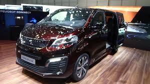 peugeot cars 2017 2017 peugeot traveller ilab exterior and interior geneva