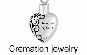 cremation jewlery cremation jewelry necklaces for ashes pendants forever in my heart