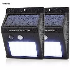 driveway motion sensor light howpow 20led solar energy light security motion sensor led solar