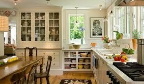cuisine chaleureuse déco cuisine chaleureuse maison décoration intérieure