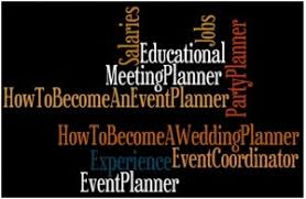 becoming an event planner information on how to become an event planner