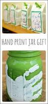 mason jar craft for kids to make as a gift