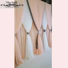 wedding backdrop prices compare prices on chiffon backdrop wedding online shopping buy