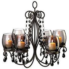 Candle Holder Chandeliers Wrought Iron 6 Arm Candle Chandelier Home Improvement