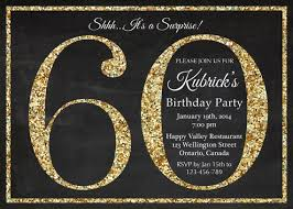 surprise 60th birthday invitation templates free orax info