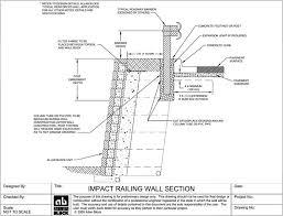 What Is Standard Handrail Height Allan Block Retaining Wall Design Details