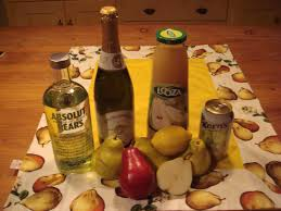 martini ingredients everything culinary a perfect pear martini