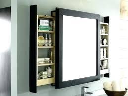 bathroom mirrors with storage ideas mirror storage mirror storage unit corner storage cabinet