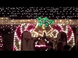 christmas lights ocala fl amazing christmas house in ocala youtube