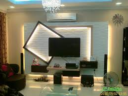 decorations attractive contemporary tv wall unit design ideas