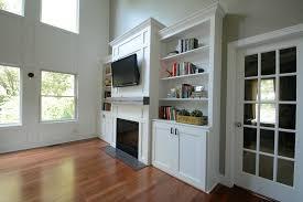 fine design built in cabinets living room sensational living room
