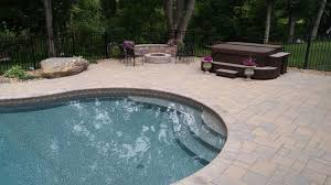 inground pools ma custom pool installation ma u0026 nh precision pool