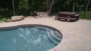 inground pools ma custom pool installation ma u0026 nh precision pool