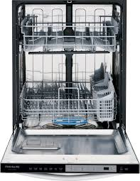 Aj Madison Dishwashers Frigidaire Fgid2474qf 24 Inch Fully Integrated Dishwasher With
