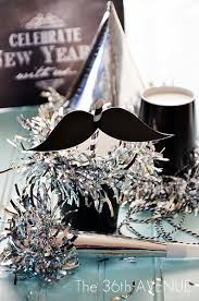 Simple New Year S Eve Table Decorations by 10 Simple New Year U0027s Eve Party Ideas Tauni Co