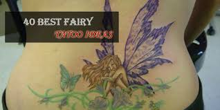 of the best fairy tattoo designs you have ever seen