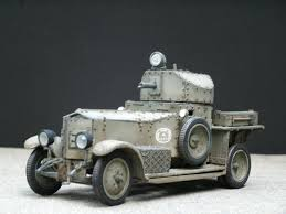 rolls royce 1920 rolls royce british armoured car pattern 1920 mk i finescale