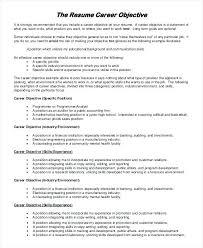 exle of resume objective resume introduction exles professional brick resume