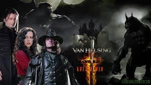 Van Helsing Halloween Costume Van Helsing