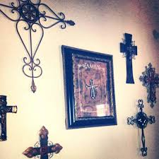 crosses for wall wall ideas wall decor crosses home decor wall crosses metal
