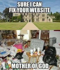 Web Developer Meme - i feel this way as a web developer meme guy