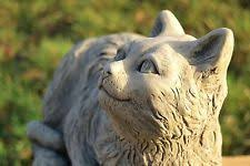 cats garden ornaments ebay