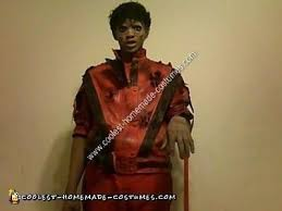 Halloween Costumes Michael Jackson Coolest Homemade Michael Jackson Thriller Unique Halloween Costume