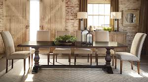 Trestle Dining Room Table Sets Dining Rooms We Rooms We Bassett Furniture