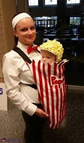 Infant Popcorn Halloween Costume Jack Box Baby Costume Baby Costumes Costumes 2016