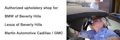 Car Upholstery Los Angeles Baja Auto Upholstery Auto Upholstery Auto Interiors