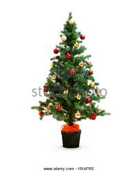 Photos Of Small Decorated Christmas Trees by Decorated Christmas Tree Isolated On Stock Photos U0026 Decorated