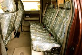 ford f150 seat covers camo velcromag