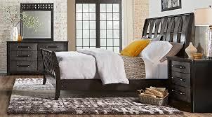 sleigh bedroom set queen bedford heights gray 5 pc queen sleigh bedroom queen bedroom sets