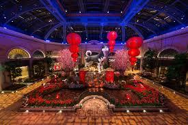Bellagio Botanical Garden Bellagio S Conservatory Botanical Gardens Honors Lunar New Year