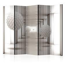 paravent chambre murando paravent 225x172 cm seul cote impression sur le