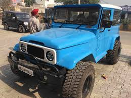 punjabi open jeep sd offroaders u2013 jonga 4 4 restoration