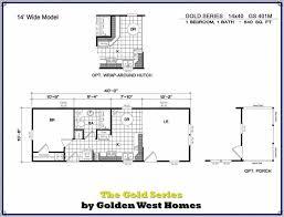 derksen 16 x 32 512 sq ft 1 bedroom factory finished cabin 28 best of 14x40 cabin floor plans floor and furniture