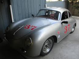 porsche speedster for sale 1959 porsche 356 coupe vintage race car