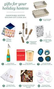 host gift holiday gift guide for the hostess fashionable hostess